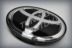 Эмблема решетки. Toyota Land Cruiser, VDJ200, URJ202W, URJ200, URJ202