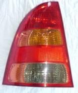 Стоп-сигнал. Toyota Corolla Fielder, NZE124, ZZE124, ZZE124G, ZZE123, ZZE122, CE121G, NZE124G, ZZE123G, NZE121G, ZZE122G, NZE120, NZE121
