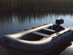 Посейдон. Год: 2016 год, длина 3,10м., двигатель подвесной, 8,00л.с.