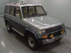 Toyota Land Cruiser Prado. автомат, 4wd, 2.4, дизель, 133 000 тыс. км, б/п, нет птс. Под заказ