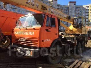 Галичанин КС-4572А. Автокран камаз галичанин 25 тонн 2013г, 3 000 куб. см., 25 000 кг., 30 м.
