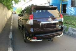 Защита. Toyota Land Cruiser Toyota Land Cruiser Prado. Под заказ