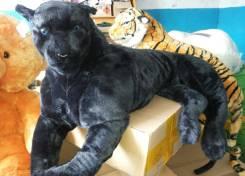 Огромная плюшевая пантера