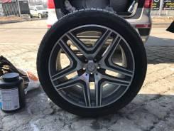 Комлект колес (Резина Continental и диски AMG Mercedes) Износ 30%. x21 ET-46