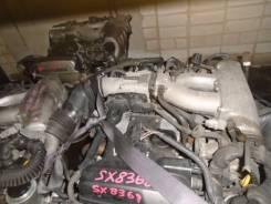 Двигатель в сборе. Toyota Cresta Toyota Crown, JZS151 Toyota Mark II Toyota Chaser Двигатель 1JZGE