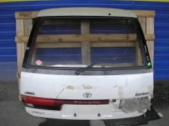 Дверь багажника. Toyota Estima, TCR11, TCR10, TCR21