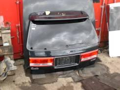 Дверь багажника. Toyota Qualis Toyota Mark II