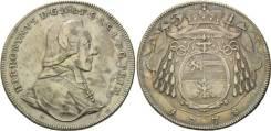 Талер 1778 год Зальцбугр Серебро Подлинник
