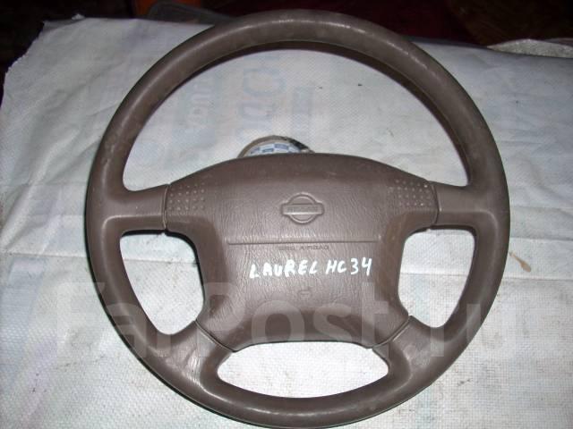 Руль. Nissan Laurel, HC34