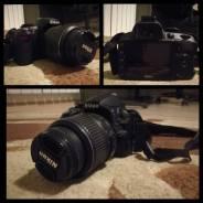 Nikon D3100 Body. 10 - 14.9 Мп, зум: 3х. Под заказ
