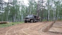 Pride УРБ 2А2. Продам буровую урб 2а2 на базе Урала 4320, 10 000 куб. см., 10 000 кг.