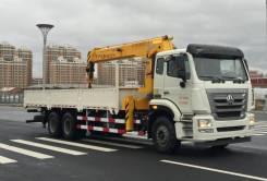 Камаз 65117. Бортовой грузовик с манипулятором 6x4, ZZ1327N5847D, г/в 2017, 9 700 куб. см., 25 000 кг. Под заказ