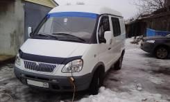 ГАЗ 2752. Продается грузопассажирский фургон ГАЗ Соболь, 2 300 куб. см., 7 мест