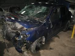 Комплект рейлингов Renault Logan 2