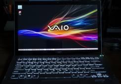 """Sony VAIO. 13.3"""", 2,2ГГц, ОЗУ 2048 Мб, диск 250 Гб, WiFi, Bluetooth, аккумулятор на 3 ч."""