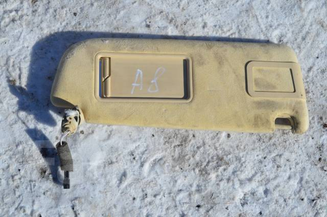 Козырек солнцезащитный. Audi A8, D3/4E, D3, 4E