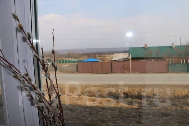 3-комнатная, улица Советская (с. Красный Яр) 52. Красный Яр, агентство, 50кв.м. Вид из окна днём