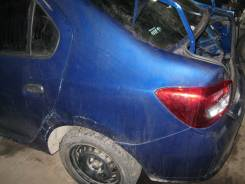 Щит опорный задний левый Renault Logan 2