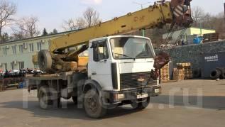 МАЗ Ивановец. Продам автокран МАЗ Ивановец., 16 000 кг., 18 м.