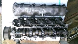 Головка блока цилиндров. Mazda MPV Двигатель WLT