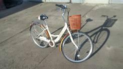 """Велосипед 26"""" с корзинкой 7 скоростей"""