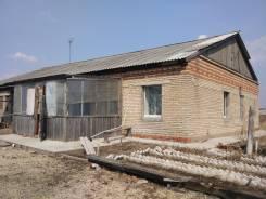3-комнатная, с. Первомайское Ленинская. с.Первомайское, агентство, 89 кв.м. Дом снаружи