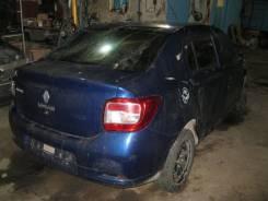 Уплотнитель багажника Renault Logan 2