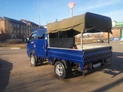 Kia Bongo. Продается грузовик KIA Bongo 4WD, 2 900 куб. см., 1 000 кг.