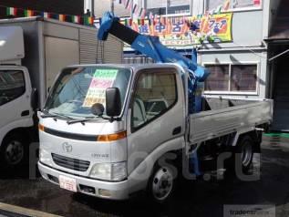 Toyota Dyna. Кран манипулятор Toyota DYNA, 4 610 куб. см., 2 000 кг. Под заказ