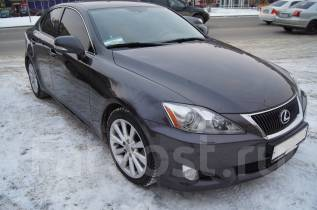 Lexus IS250. GSE20, 4GRFSE