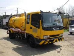Isuzu Forward. Илосос , 7 120 куб. см. Под заказ