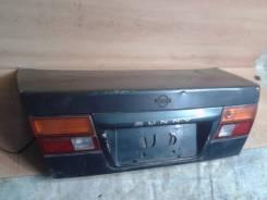 Крышка багажника. Nissan Sunny, B14