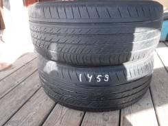 Dunlop Veuro VE 302. Летние, 2011 год, износ: 10%, 2 шт