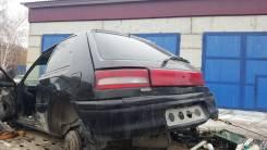 Спойлер. Mazda 323