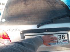 Крышка багажника. Daewoo Matiz