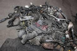 Двигатель в сборе. Subaru Sambar, TV1 Двигатель EN07