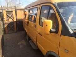 ГАЗ 322132. Срочно продам ГАЗ-322132, 2 400 куб. см., 13 мест