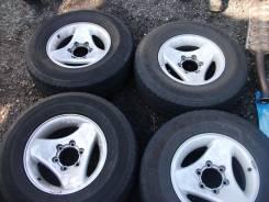 Bridgestone Dueler. Летние, 2012 год, износ: 40%, 4 шт