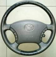 Руль. Toyota: Hilux Surf, Camry Gracia, Hiace, Land Cruiser Prado, Camry, Avensis Verso, Avalon, Celsior, Alphard, Brevis, Aristo, Avensis, Tacoma, Ch...