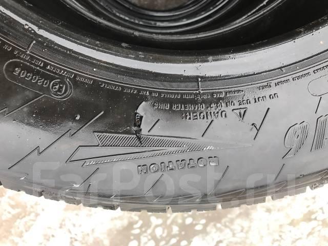 Michelin Maxi Ice. Всесезонные, 2011 год, износ: 5%, 4 шт