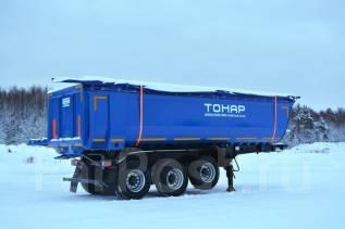 Тонар. Самосвальный полуприцеп , 29 000 кг.