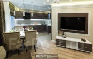 Комплексный ремонт квартир, новостроек, домов под ключ. Русские мастера