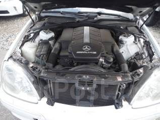 Mercedes-Benz S-Class. S55L AMG, M113