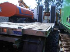 Faymonville. Прицеп-тяжеловоз (трал) RTZ-3U, 2010 г. в., новый, 32 000 кг.