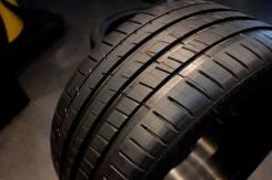 Michelin Pilot Super Sport. Летние, износ: 20%