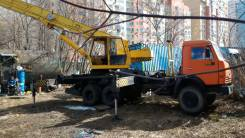 Ивановец КС-45717К-1. Автокран Ивановец 25 тонн, 10 000 куб. см., 25 000 кг., 23 м.