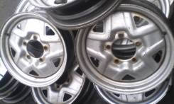 Suzuki. 5.0x16, 5x139.70, ET22, ЦО 108,0мм.