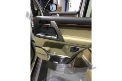 Накладка на ручку двери внутренняя. Toyota Land Cruiser, UZJ200W, VDJ200, J200, URJ202W, GRJ200, URJ200, URJ202, UZJ200. Под заказ
