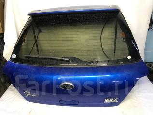 Крышка багажника. Subaru Impreza, GG
