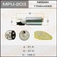 Топливный насос. Nissan: Cube Cubic, Tiida Latio, Wingroad, Cube, Note, Micra C+C, Micra, Tiida, AD, March, Juke Renault Pulse Двигатели: CR14DE, HR15...